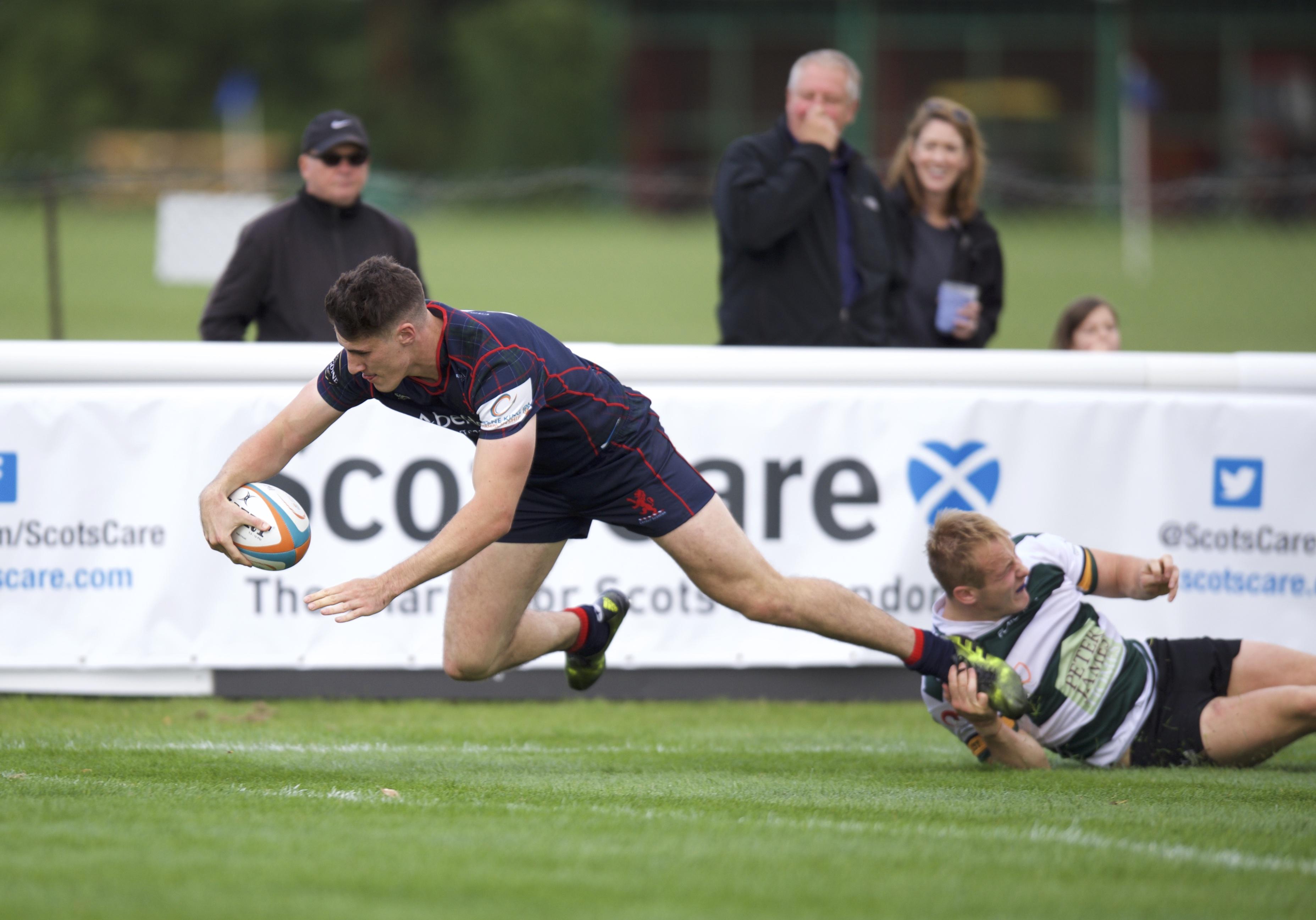 9 November: London Scottish Commemorative Rugby Fixture